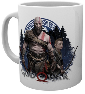 Hrnek God of War