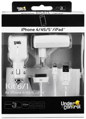 Kit 6v1 pro iPhone/iPad