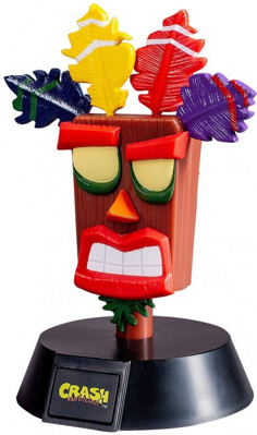 Lampička Crash Bandicoot Totem