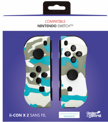 Nintendo Switch JOY-CON ovladače Snownite