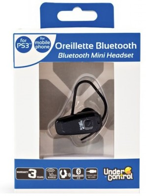 Bluetooth Headset MINI PS3