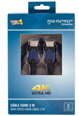 PS4 hdmi 4K ULTRA HD kabel