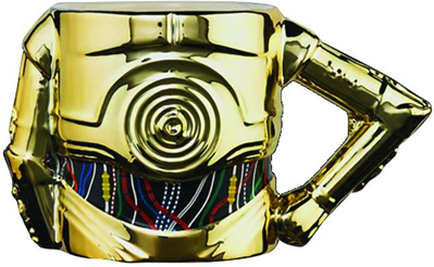 Hrnek Star Wars C3PO