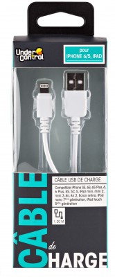 USB kabel iPhone 6/5/iPad
