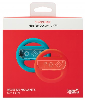 Volant pro joy-con x2 Nintendo SWITCH