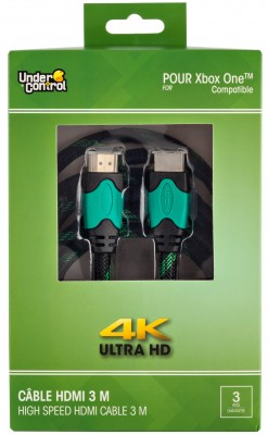 XBOX ONE hdmi 4K ULTRA HD kabel